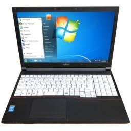 """Notebook Fujitsu Lifebook A574 Core I5 2.7Ghz (4Gb/SSD 240 Gb) 15.6"""" Teclado en Español - Recertificado en Caja"""