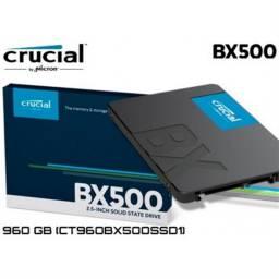 "Disco Solido Crucial SSD 960 GB 2.5"""