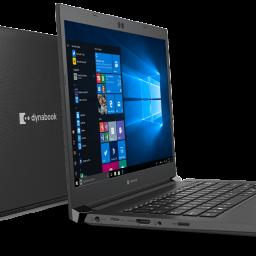 Notebook Toshiba Tecra A40-G1400ED Intel Celeron Dual Core  5205U  1.9 GHz (4Gb128SSD) 14  - Nueva