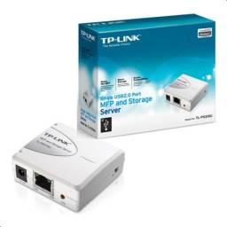 Print Server USB 2.0 TP-Link TL-PS310U para impresoras multifuncionales