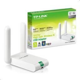 Tarjeta de Red USB TP-LINK TL-WN822N 300Mbps de Alta Ganancia
