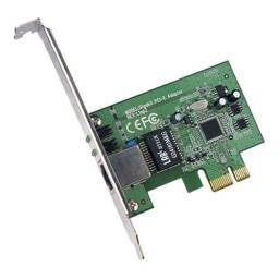 Tarjeta de Red Gigalan PCI-e TP-LINK TG-3468 101001000 con Low Profile