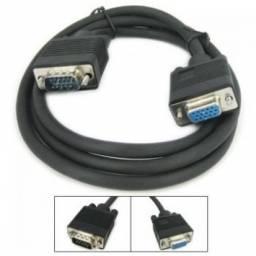 Cable Extensión VGA Macho/Hembra 1.8 metros DRACMA