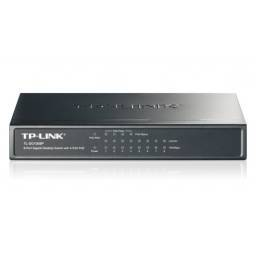 Switch TP-LINK TL-SG1008P 8 bocas Gigabit con Power Over Ethernet