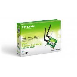 Adaptador PCI Express de Banda Dual TP-LINK TL-WDN3800