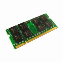 Memoria DDR3-1333 Sodimm de 1 GB