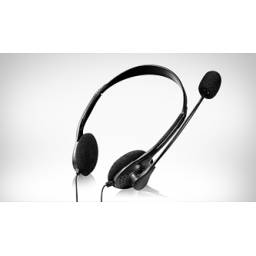 Auriculares INTEX Computer Multimedia Standart Black IT-850
