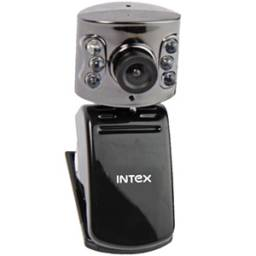 Cámara Web INTEX IT-306WC Vision Nocturna USB
