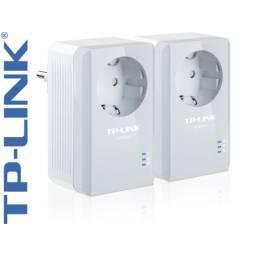 Adaptadores de Red a Corriente AV500 TP-LINK TL-PA4010P KIT Powerline 500 Mbps ( KIT 2 Unidades)