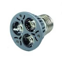 Lámpara Dicroica LED de 3W B283 - Luz Fría