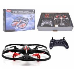 Drone Cuadcoptero C/Control Luces LED- YD-716