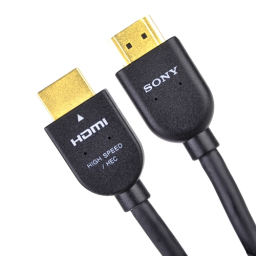 Cable HDMI 1.4 - 2.0 M Sony