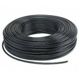 Bobina Cable Coaxial RG6U 100Mts Negro
