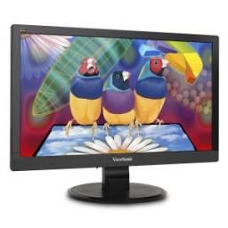 "Monitor LED FULL HD Viewsonic 20"" VA2055SM  - Nuevo Open Box"