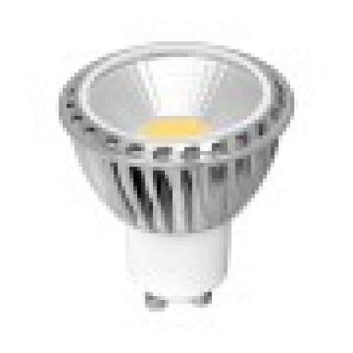 Dicroica LED de 5W DIMERIZABLE - Luz Cálida