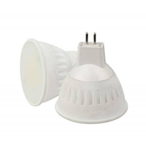 Dicroica LED de 5W MR16 12V - Luz Cálida