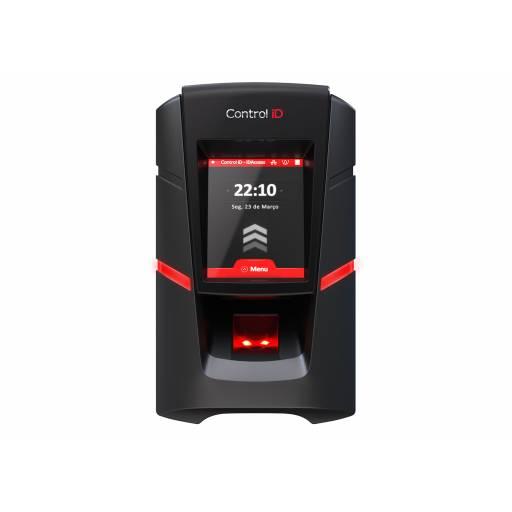Lector biometrico de Acceso Control iD iDFit