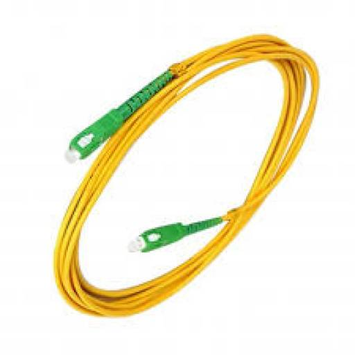 Patchcord Fibra MYConnection! MYC-OPCF10M SM 10 Metros