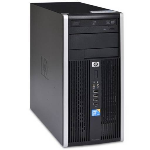 Equipo Recertificado HP 6000 Core 2 Duo 2.93 Ghz (2Gb/160GB/DVDRW/Windows 7) Torre