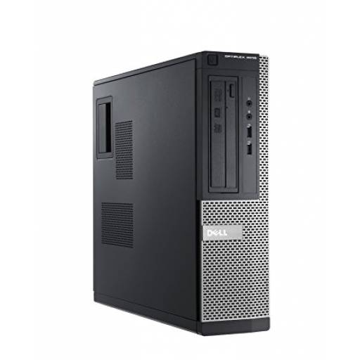 Equipo Recertificado Dell Core I3 3.3 GHz (4Gb/320Gb/DVD) Desktop