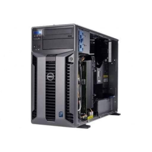 Servidor Recertificado DELL T710 2x Xeon E5530 2.4Ghz (24Gb/Sin Disco /DVD) Rackeable  - Torre