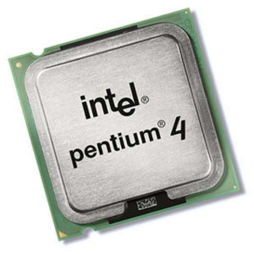 Micro INTEL 2.80 Ghz Pentium IV S.775 Pulled