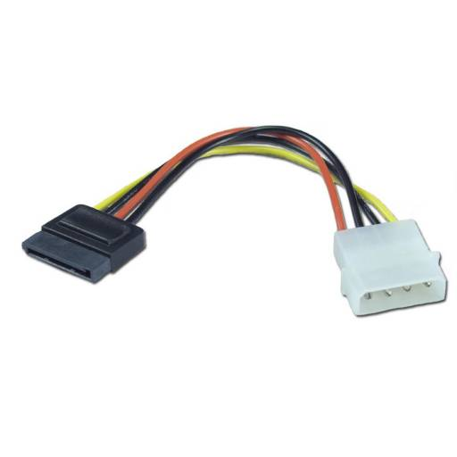 Cable de corriente para SERIAL ATA
