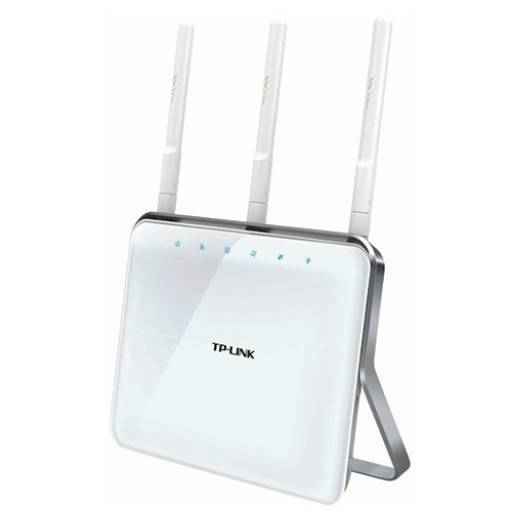 Router Wireless TP-LINK Archer C8 Dual Band AC1750 Gigabit  (1300/ 450 Mbps)