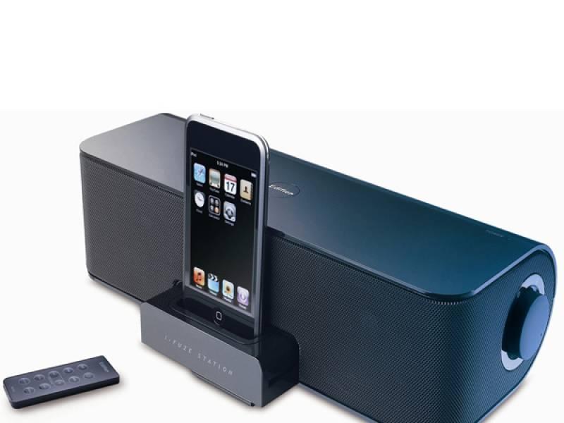 Parlante Edifier IF330 Plus Black Bluetooth