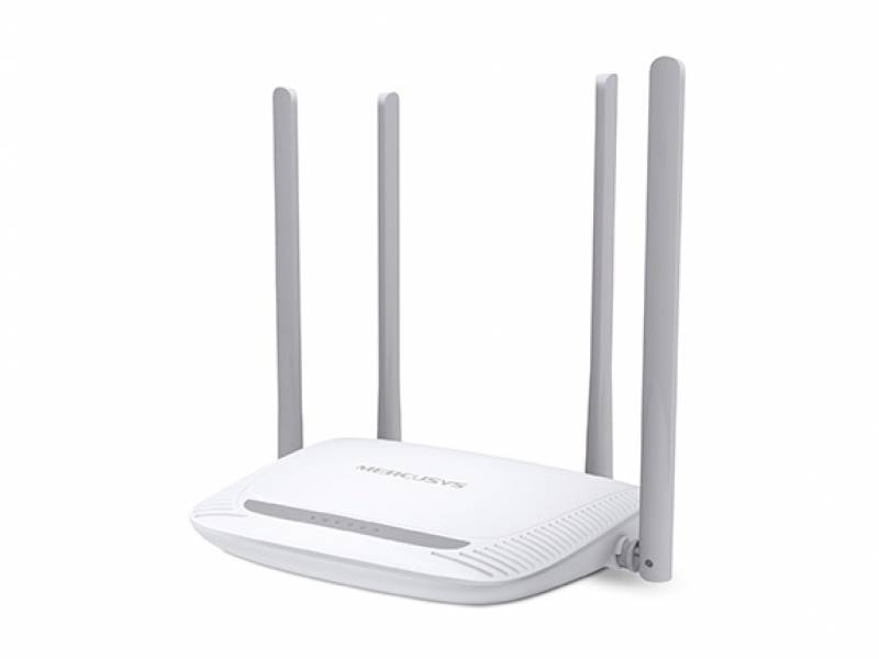 Router Wireless MERCUSYS MW325R WIFI 300 Mbps - 4 Antenas