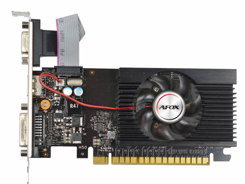 Tarjeta de Video AFOX GT 710 2GB DDR3 64bit