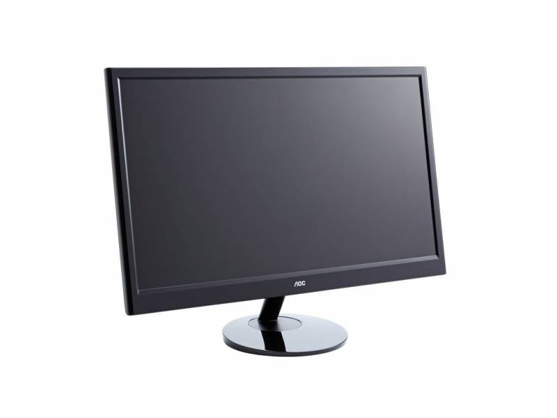 "Monitor LED USB FULL HD AOC 21.5"" E2251fwu - Nuevo"