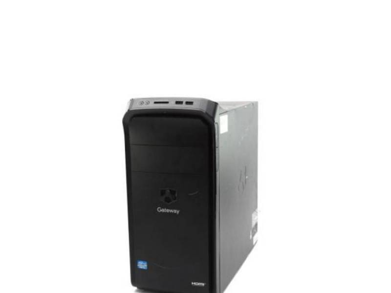 Equipo Recertificado Gateway MXL3050 Core I3 3.3GHz (4Gb/250Gb/DVDRW) Torre