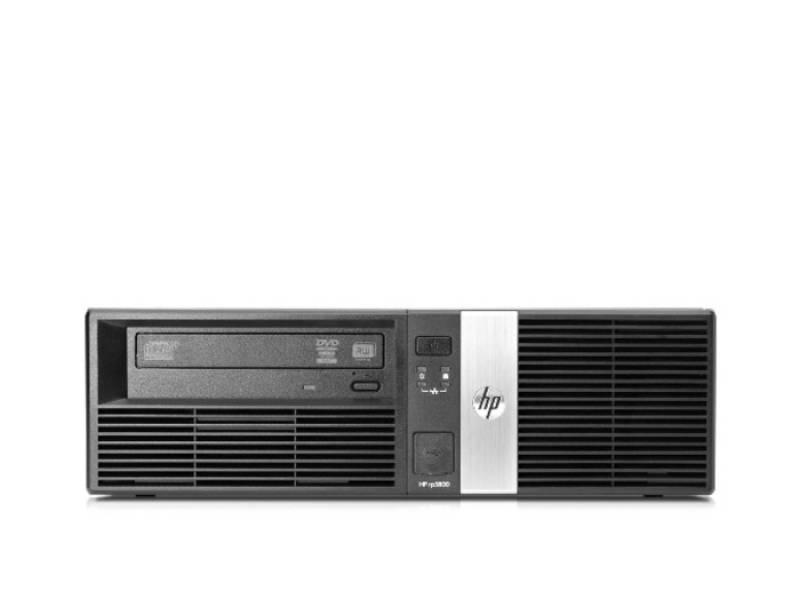 Equipo Recertificado HP RP5800 Intel Core i5 3.1Ghz (4Gb/120GB SSD/DVD) Desktop