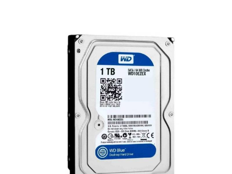 "Disco Duro 1 TB 3.5"" Serial ATA 7200 RPM - Recertificados"
